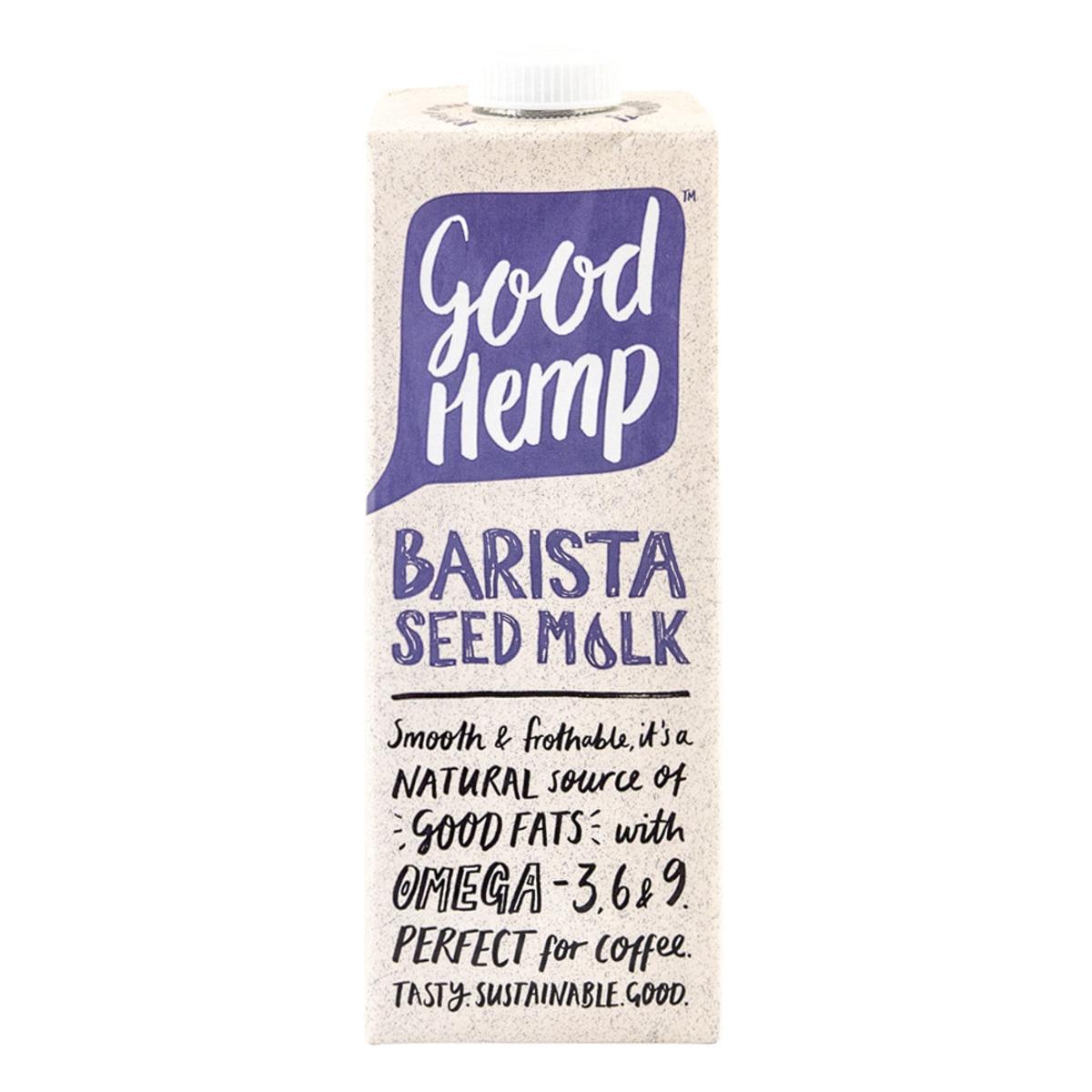 Конопена напитка Barista - 1 литър