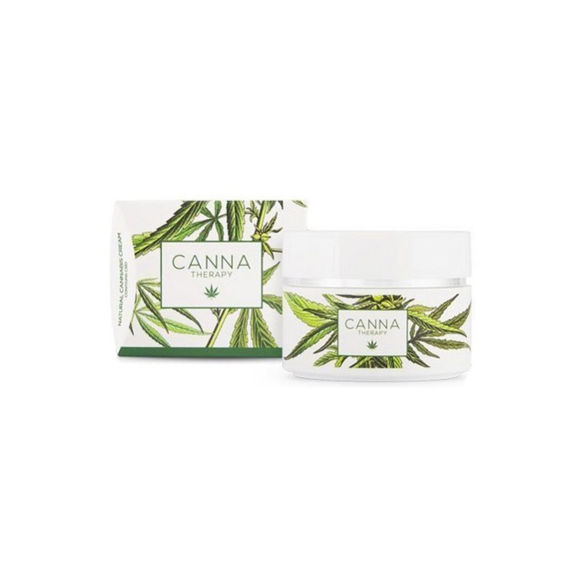Canna Therapy крем за лице, 50 мл