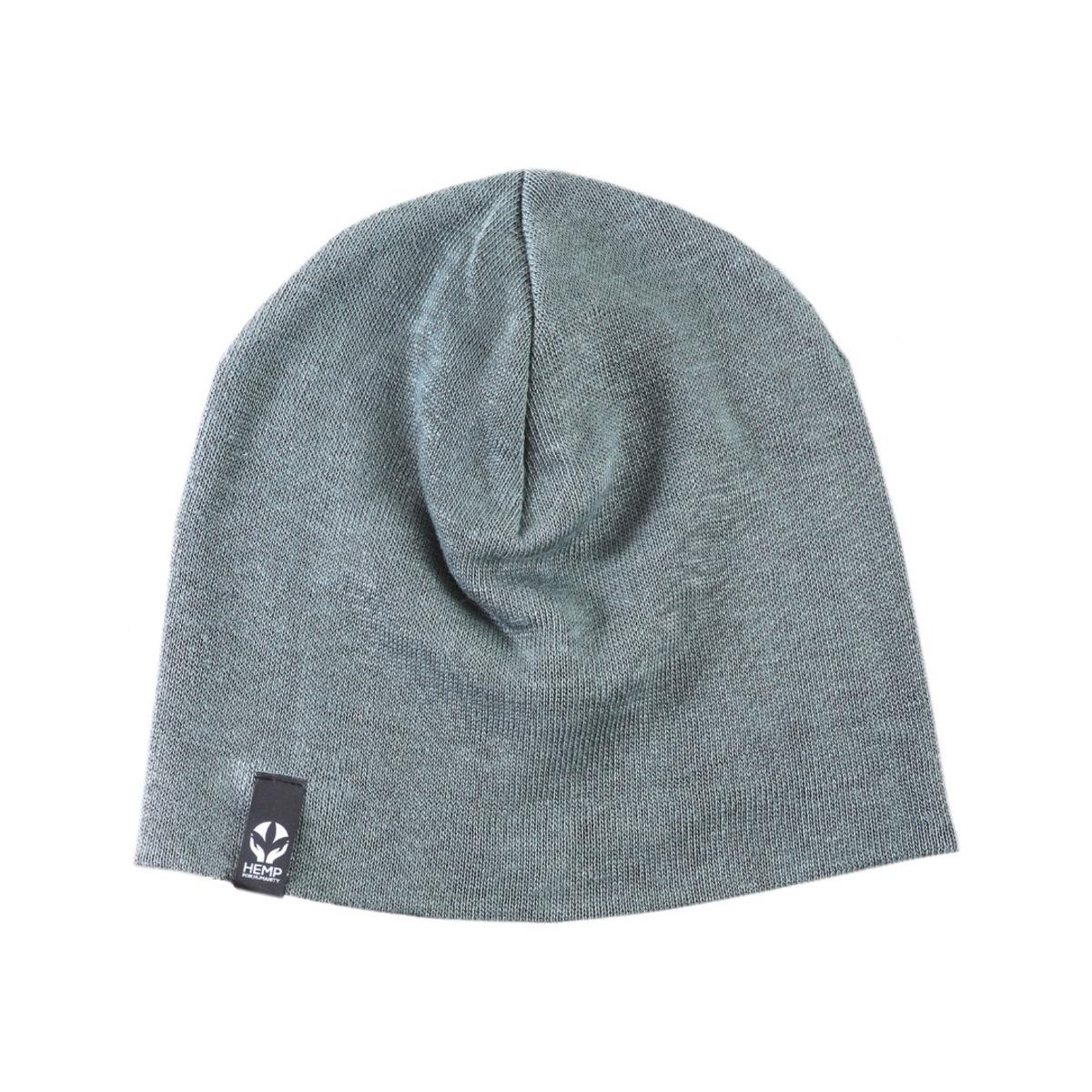 Конопена шапка, сива