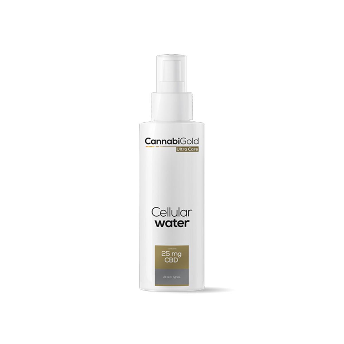 Cannabigold клетъчна вода за всеки тип кожа, 30 мл