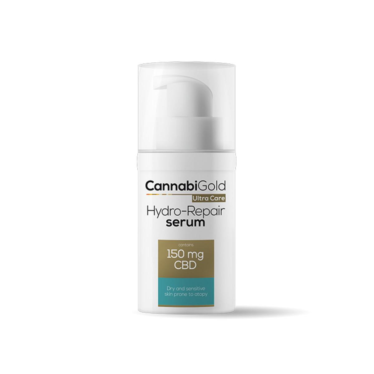 Cannabigold серум за суха кожа, 30 мл
